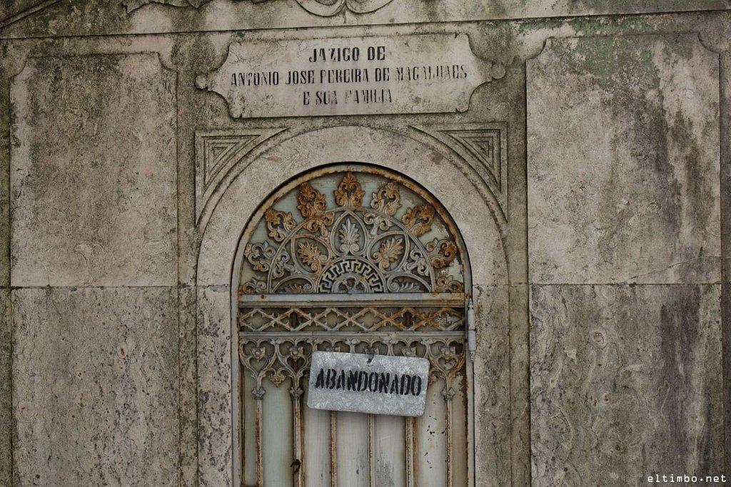 Cemitério dos Prazeres #5