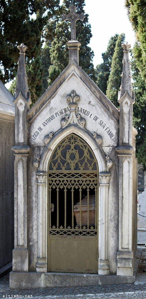 Cemitério dos Prazeres #6